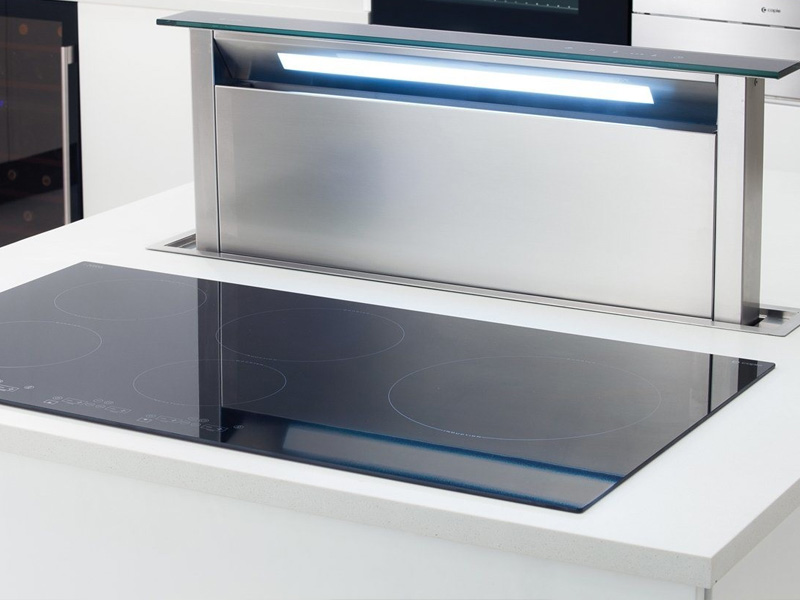 Extractor de superficie